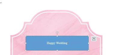 二人の結婚式!オリジナルデザインタペストリーの作り方教えます!画像-13