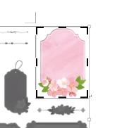 二人の結婚式!オリジナルデザインタペストリーの作り方教えます!画像-9